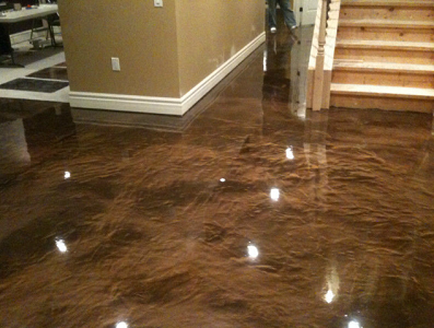 Epoxy Basement